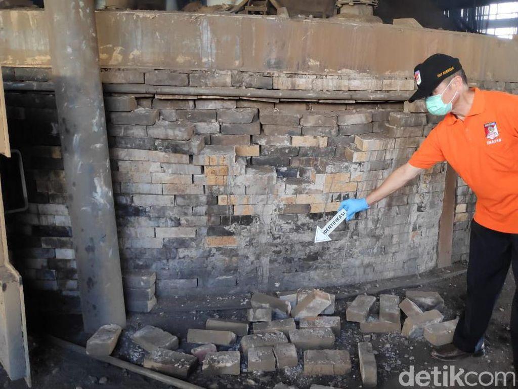 Tungku Peleburan Besi di Purwakarta Meledak, Satu Tewas Tujuh Orang Luka