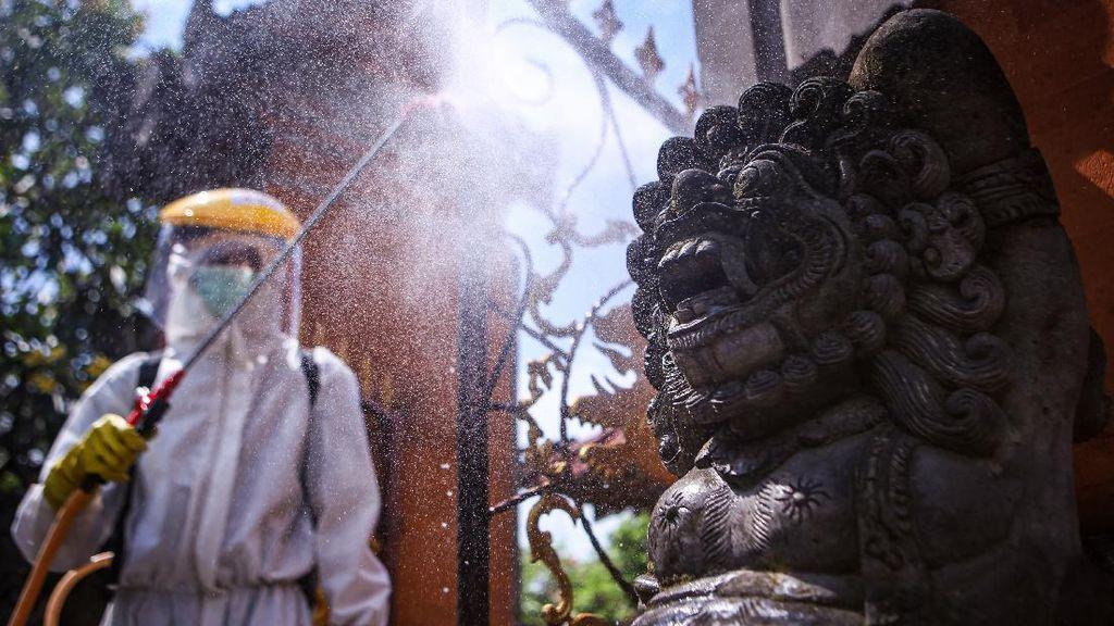 Menengok Persiapan Rumah Ibadah di Indonesia Hadapi New Normal