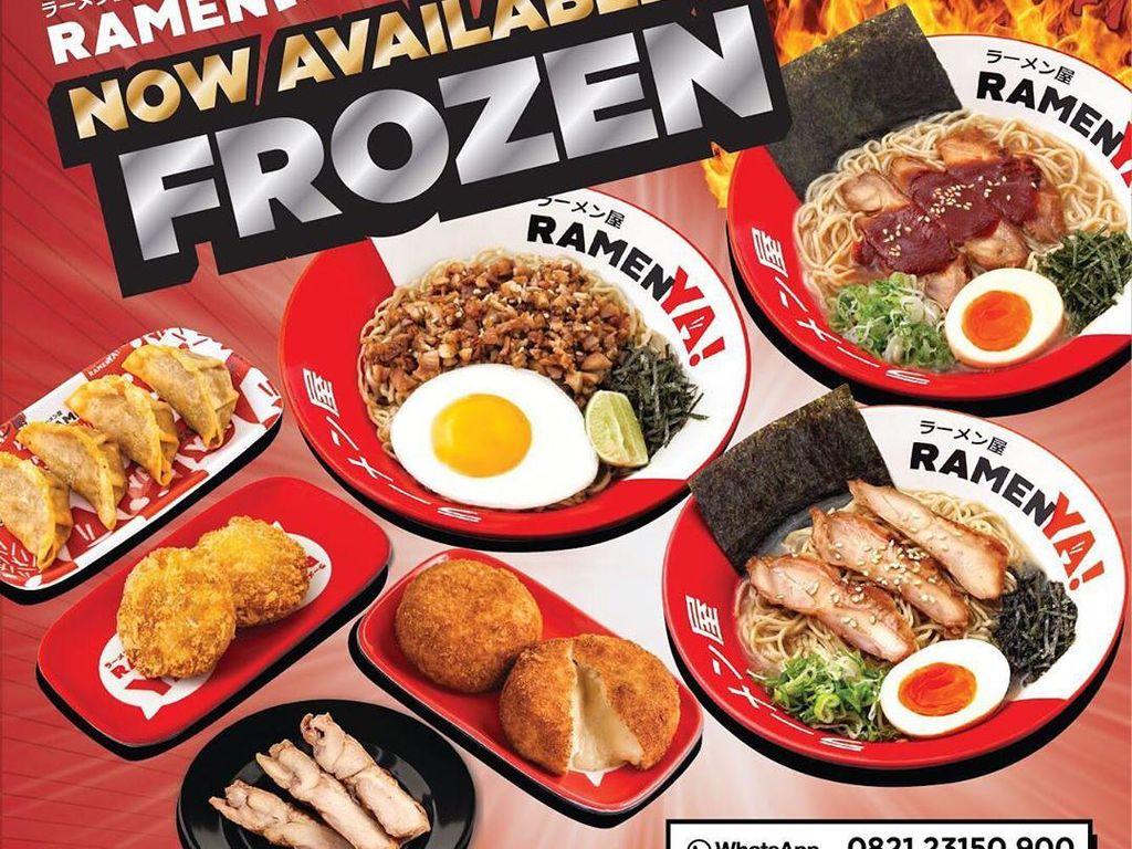 Kangen Ramen dan Teriyaki? 5 Restoran Jepang Ini Punya Menu Frozen Siap Olah