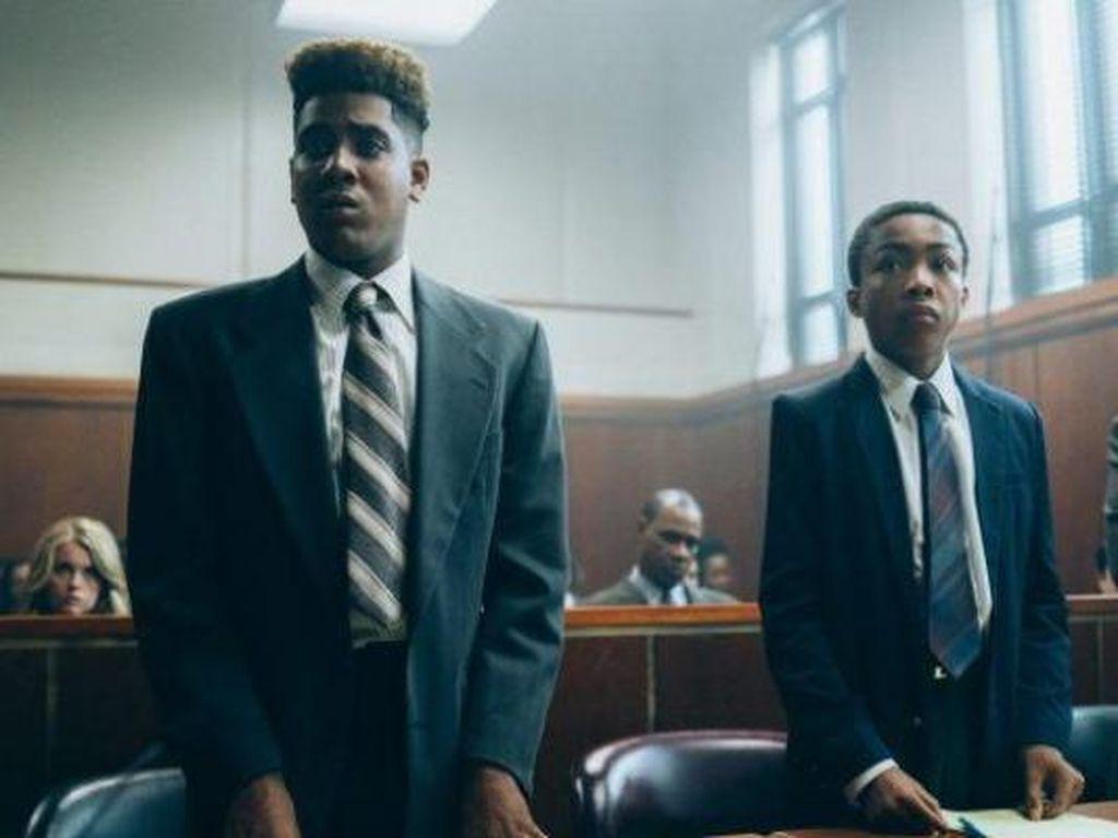 When They See Us Serial Diskriminasi Kulit Hitam di Netflix