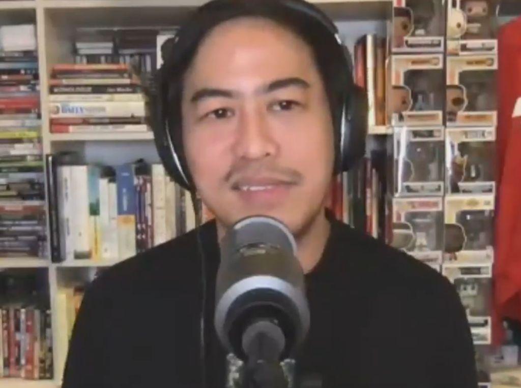 Pandji Jelaskan Video soal FPI dan NU-Muhammadiyah: Itu Ucapan Sosiolog