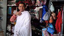 Pernak Pernik Haji dan Umrah Semakin Sepi Pembeli