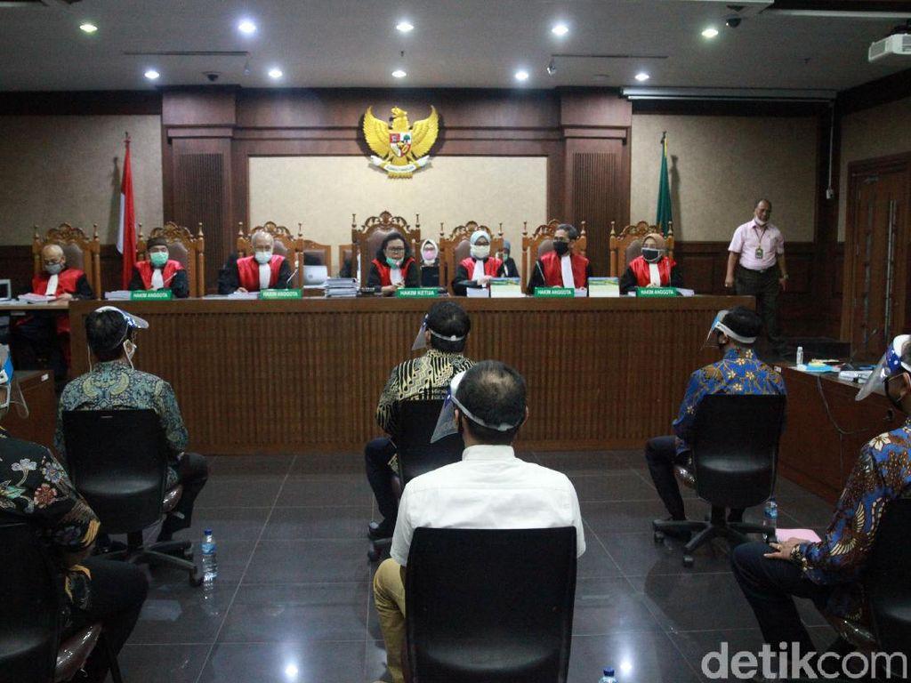Terdakwa Kasus Jiwasraya Bantah Rugikan Negara: Uang Berasal dari Nasabah