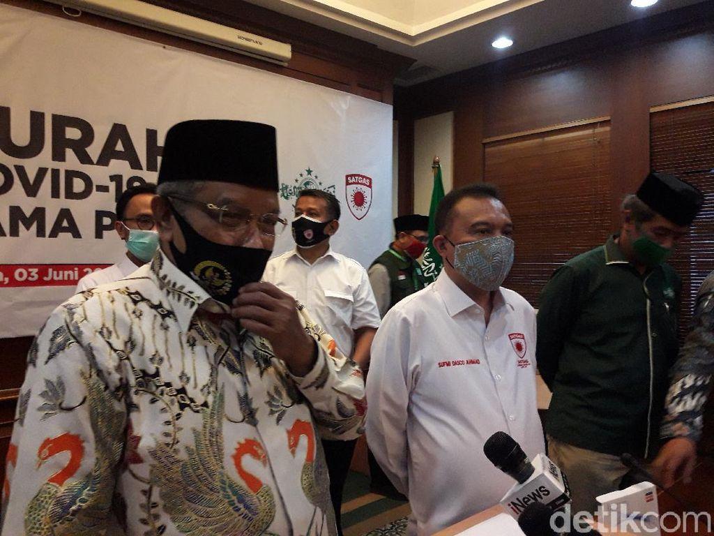 Respons PBNU soal Pembatalan Pemberangkatan Haji 2020
