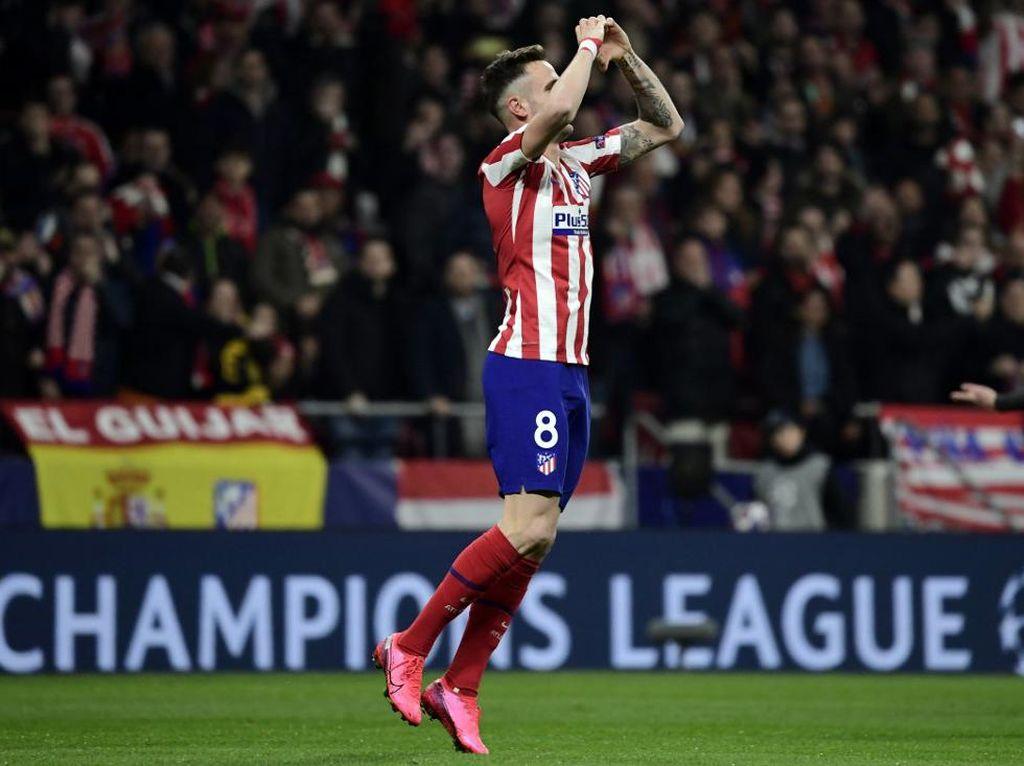 Ini Dia Klub Baru Saul Niguez, Bukan Man United!