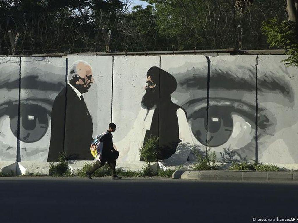 Taliban Bantah Langgar Perjanjian Damai Amerika Serikat