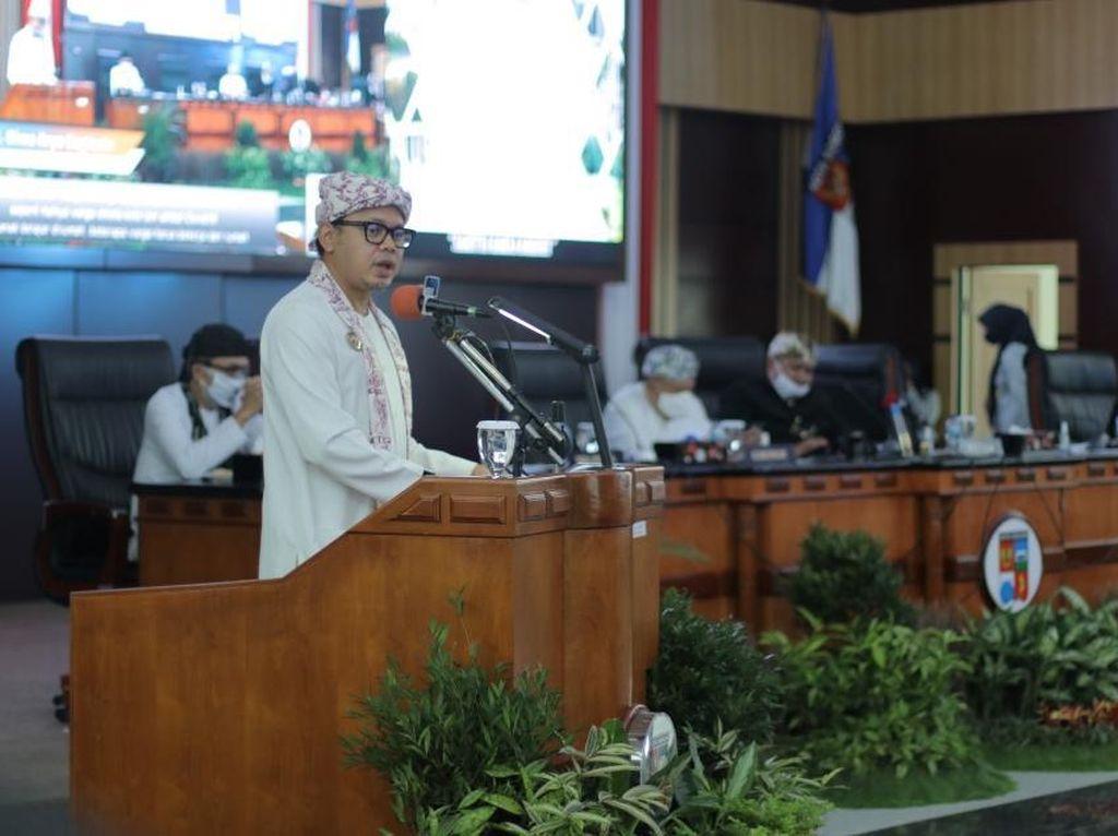 Hari Jadi Bogor, Bima Arya Apresiasi Warga Saling Guyub Atasi Corona