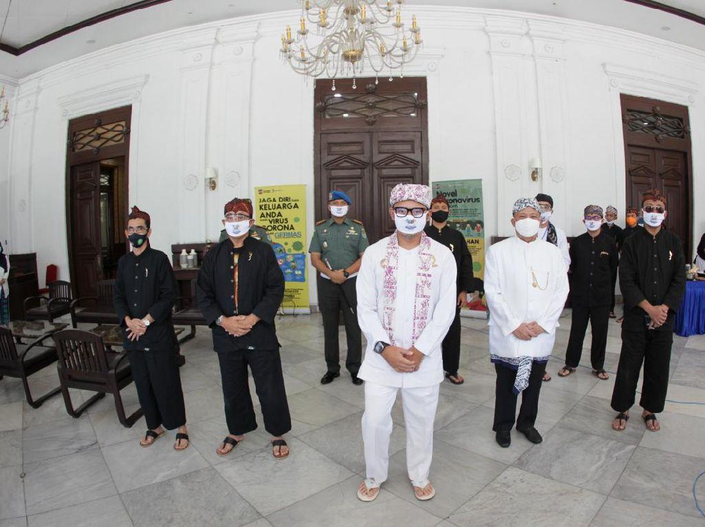 Tiga Pesan Bima Arya Saat Peringati Hari Jadi Bogor di Tengah Pandemi