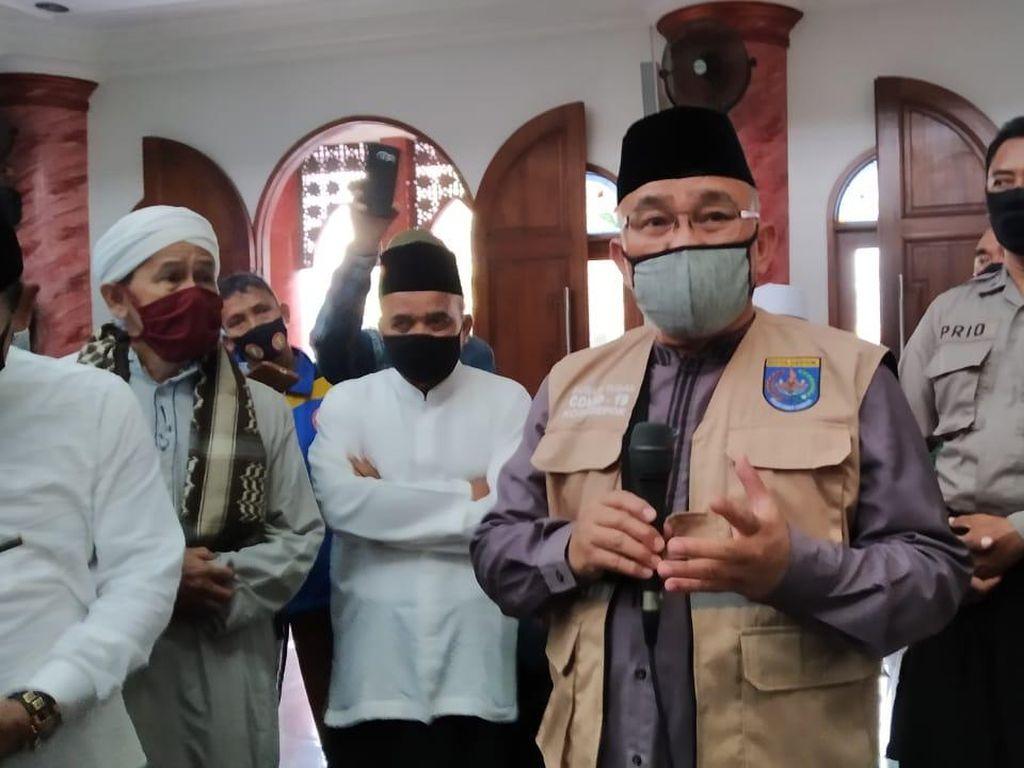 Salat Berjemaah di Masjid Depok Dibuka Kembali Jumat 5 Juni, Ini Aturannya