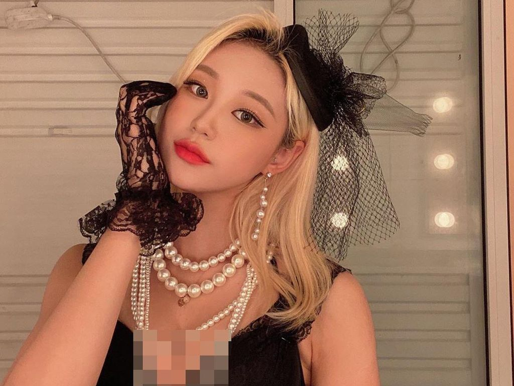 Artis K-pop Cantik Jadi Bahan Olok-olokan Gegara Nama Panggungnya Babi