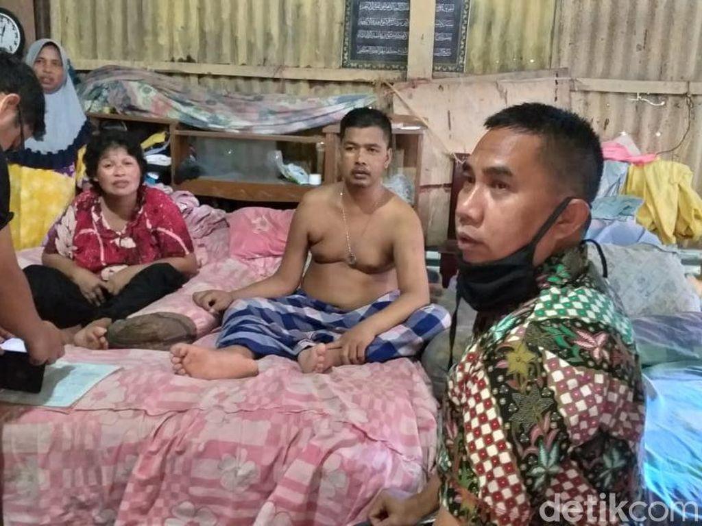 Kedua Orang Tua Babil Dapat Perawatan di RS Plamonia Makassar