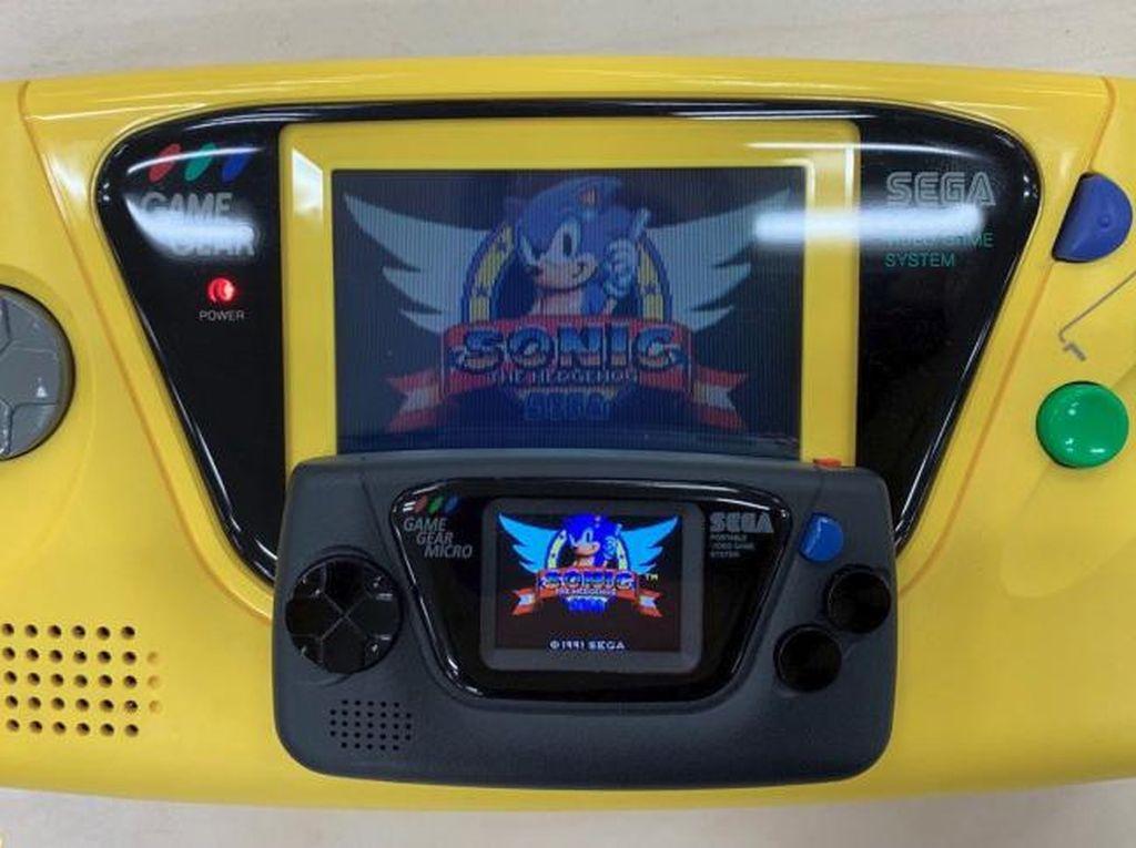 SEGA Segera Rilis Game Gear Mini Seharga Rp 650 Ribuan