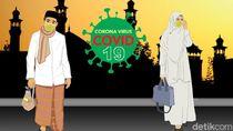 Pandemi Corona, Gelaran Hari Santri di Ciamis Tanpa Pawai Taaruf