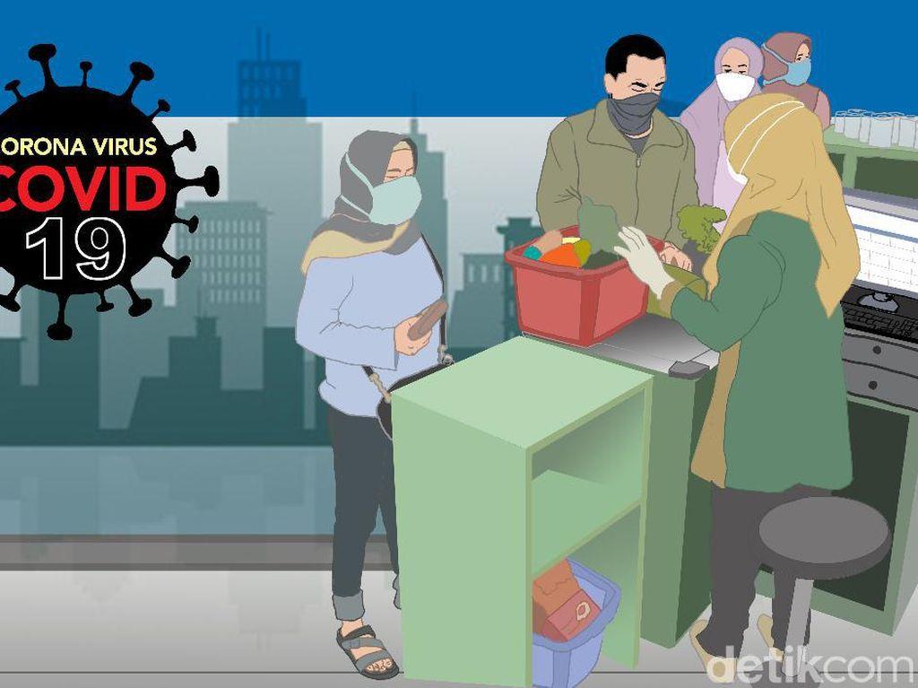 Survei SMRC: Mayoritas Publik Setuju New Normal Dimulai