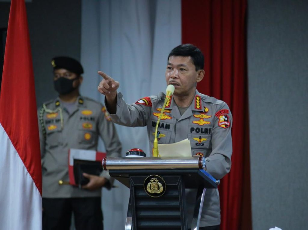 Perintah Kapolri Cegah Demo Omnibus Law: Cyber Patrol-Kontra Narasi Isu