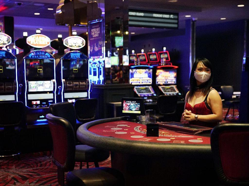Dihajar Pandemi, Kasino Sands Jual Aset di Las Vegas Rp 88 T