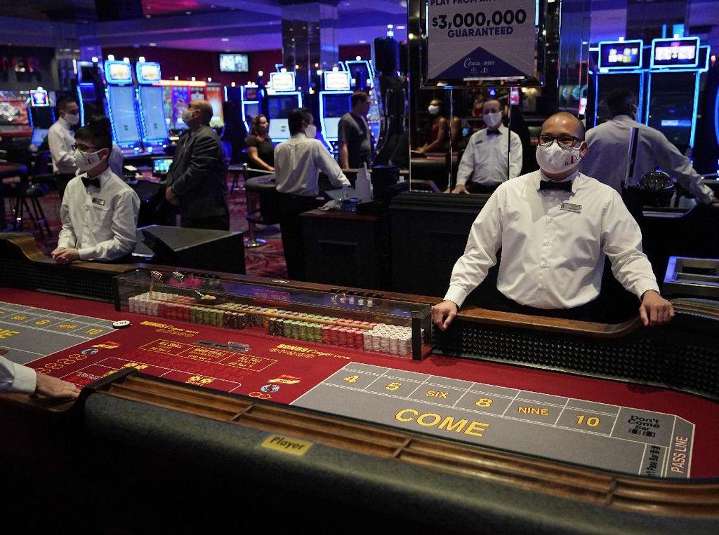Pusat Casino Terbesar di Dunia Siap Terima Para Penjudi