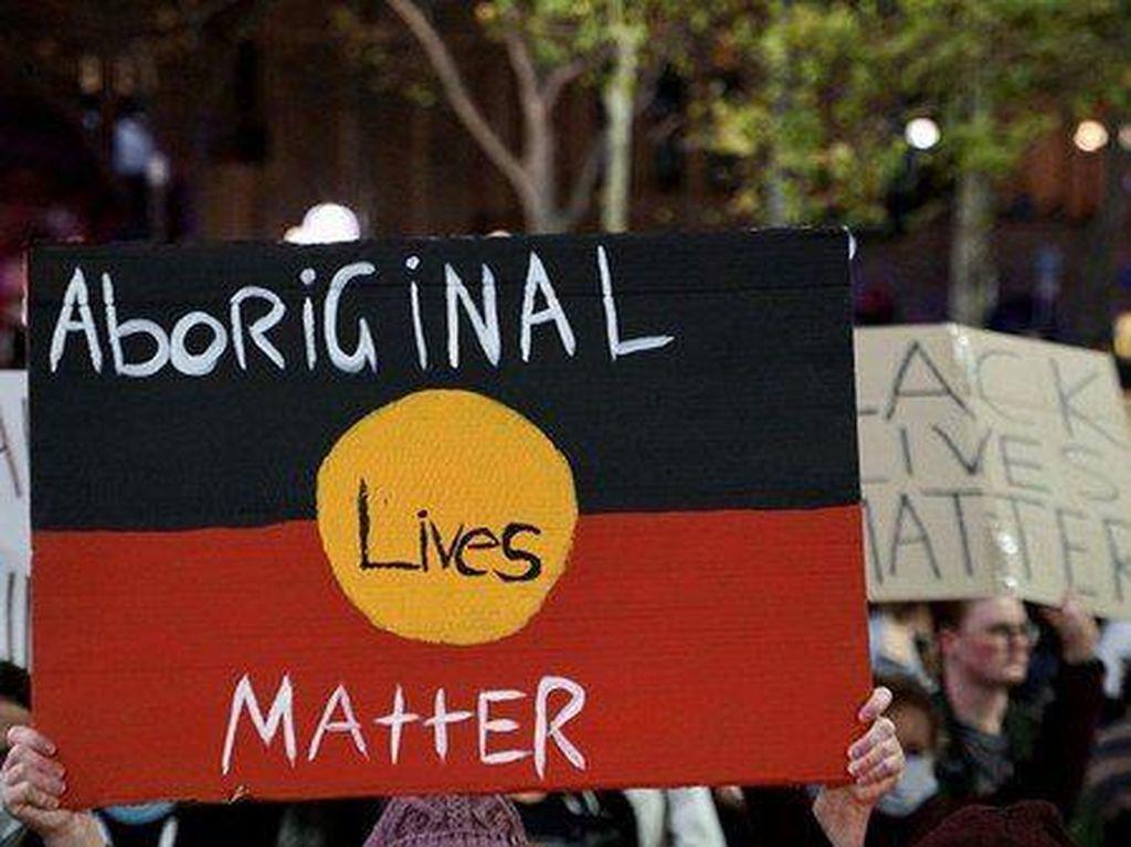 Kepolisian Australia Khawatir Demo Black Lives Matter Bisa Tularkan Corona