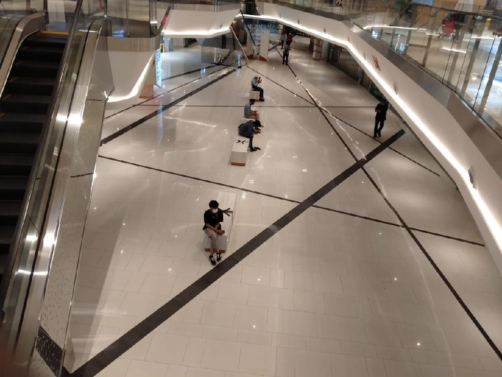 Mal DKI Buka 15 Juni, Pengusaha Khawatir Sepi Pengunjung