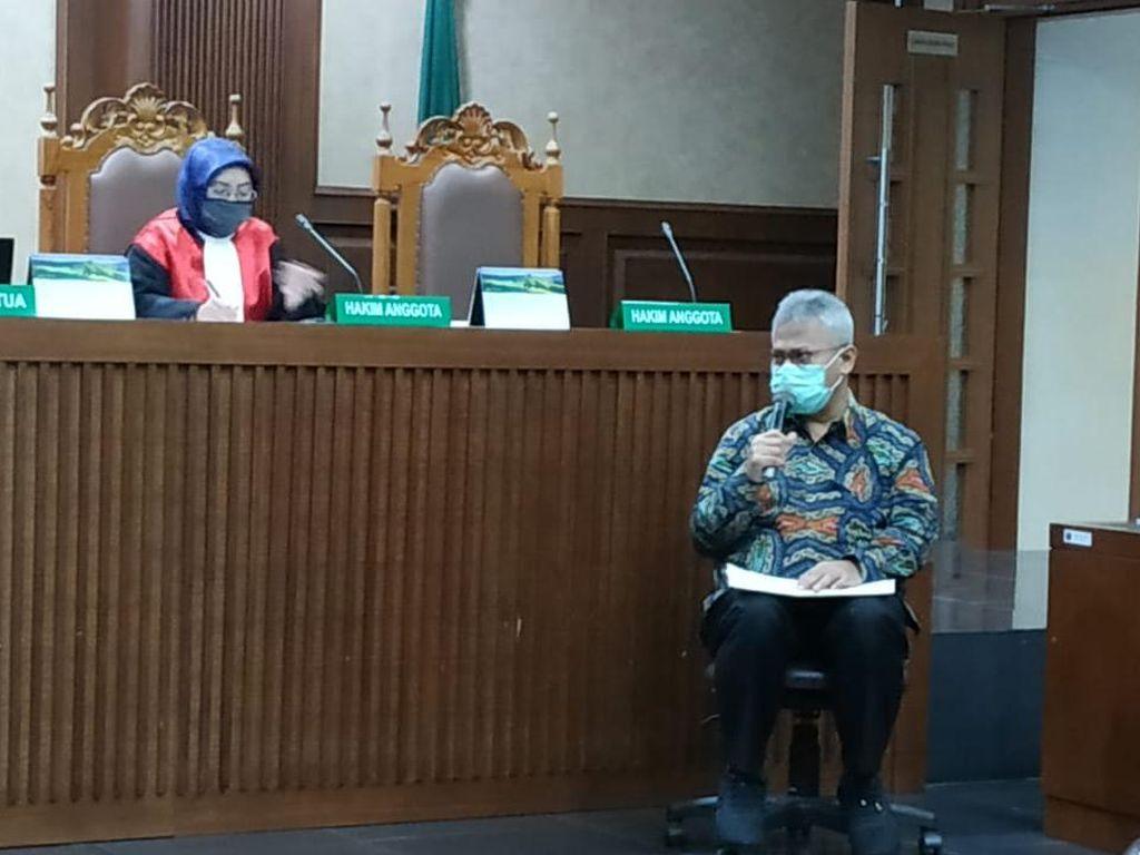 Ketua KPU Benarkan Pertemuan Hasyim Asyari dengan Terdakwa Kasus Suap PAW