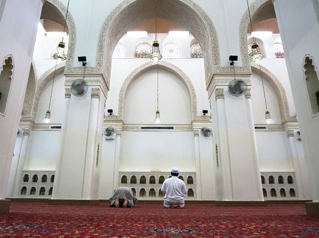 Alasan Arab Saudi Batasi Pengeras Suara Masjid untuk Azan-Iqomah