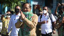 Kunjungan Bareng Mendagri Tito, Mahfud Minta Anambas Tetap Jadi Zona Hijau