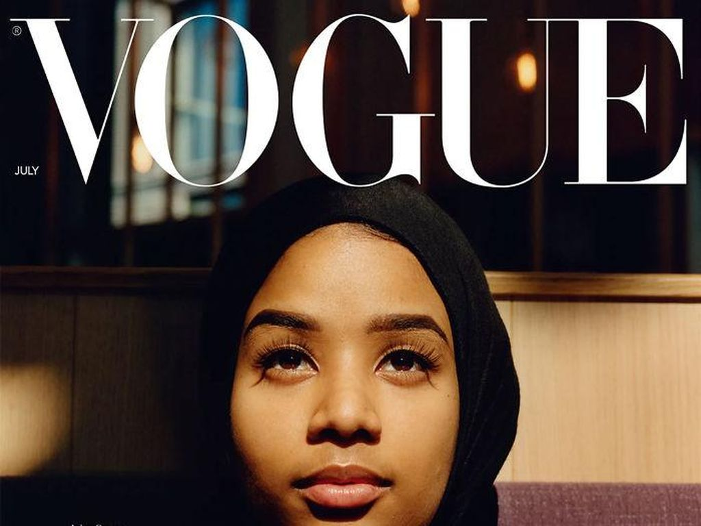 Potret Pejuang Virus Corona Jadi Model Vogue, Dari Bidan Sampai Masinis