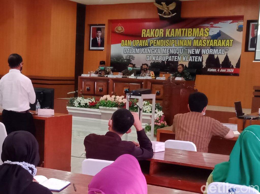Sambut New Normal, Tempat Ibadah di Klaten Wajib Bersurat ke Gugus Tugas