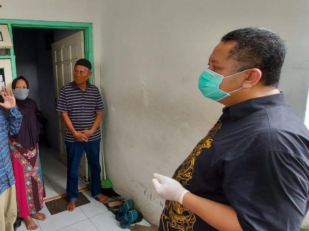 Berstatus ODP, Wakil Wali Kota Surabaya Jalani Isolasi Mandiri