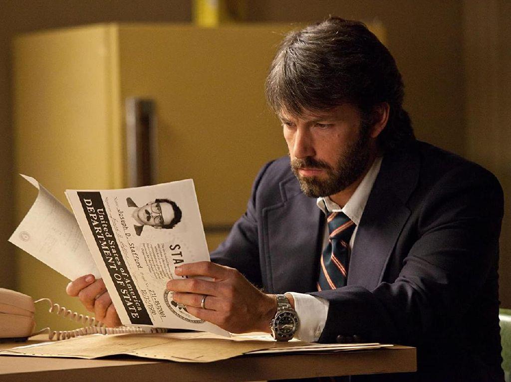 Ben Affleck Dikritik Aktor Latin karena Peran di Film Argo