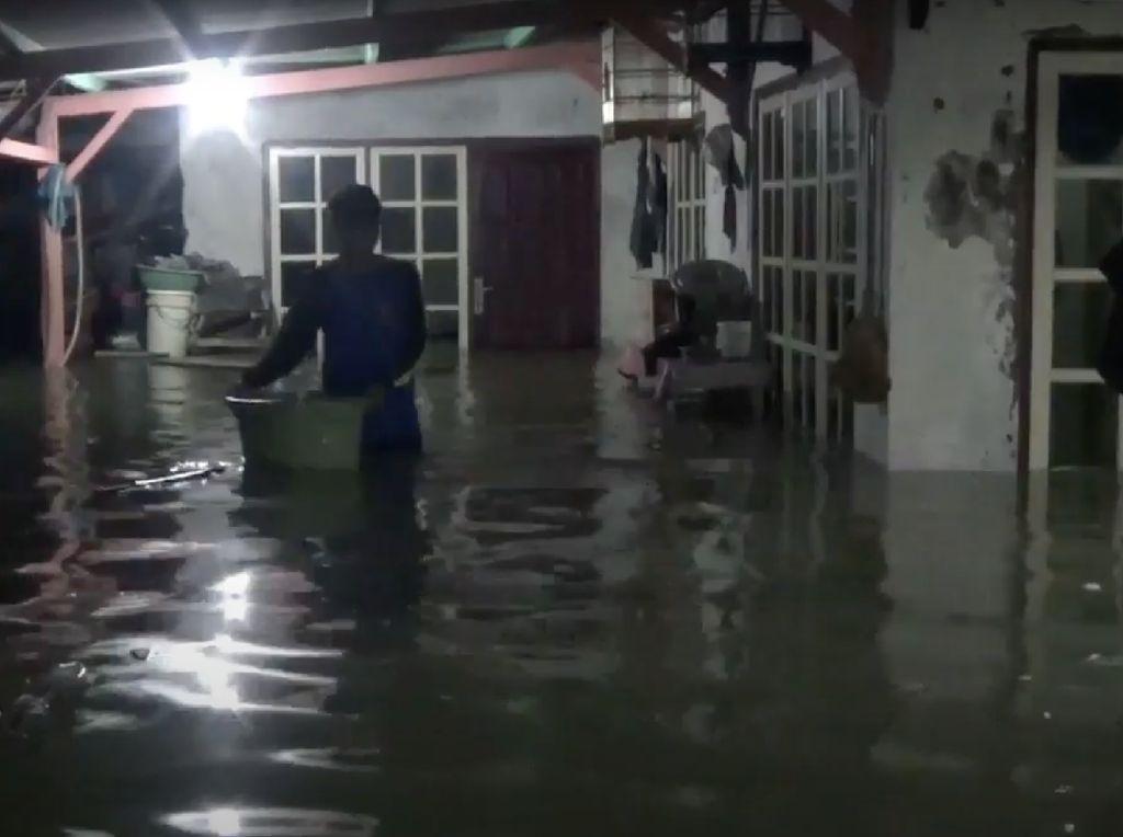 Update Banjir Jalur Pantura: Ketinggian Muka Air di Subang 4,8 Meter