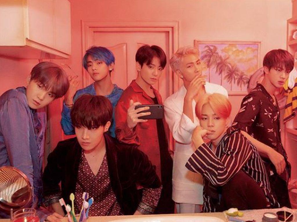 Single BTS Dynamite Pecahkan Rekor Most Viewed dalam 24 Jam