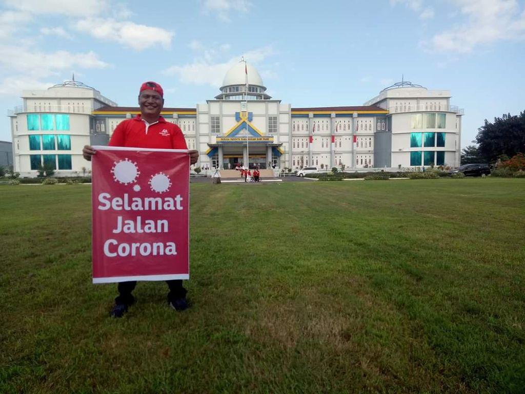 Sempat Kontak dengan Pasien Positif Corona, Bupati Dompu Siap Isolasi Mandiri