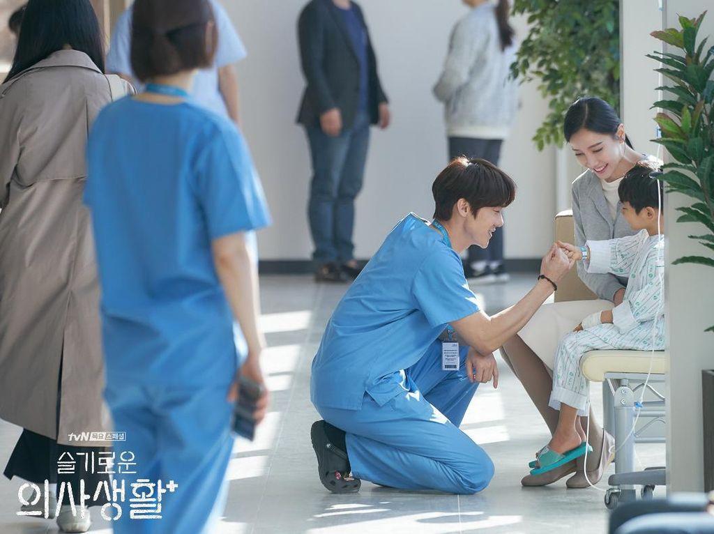 10 Drama Korea Tentang Dokter dengan Rating Tinggi, Wajib Tonton!