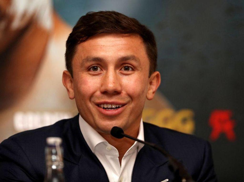 Gennady Golovkin, si Petinju Baby Face