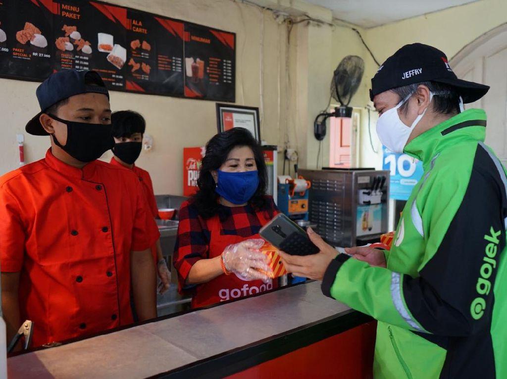 Lewat KOMPAG, Gojek Bantu Mitra GoFood Tingkatkan Performa Bisnis