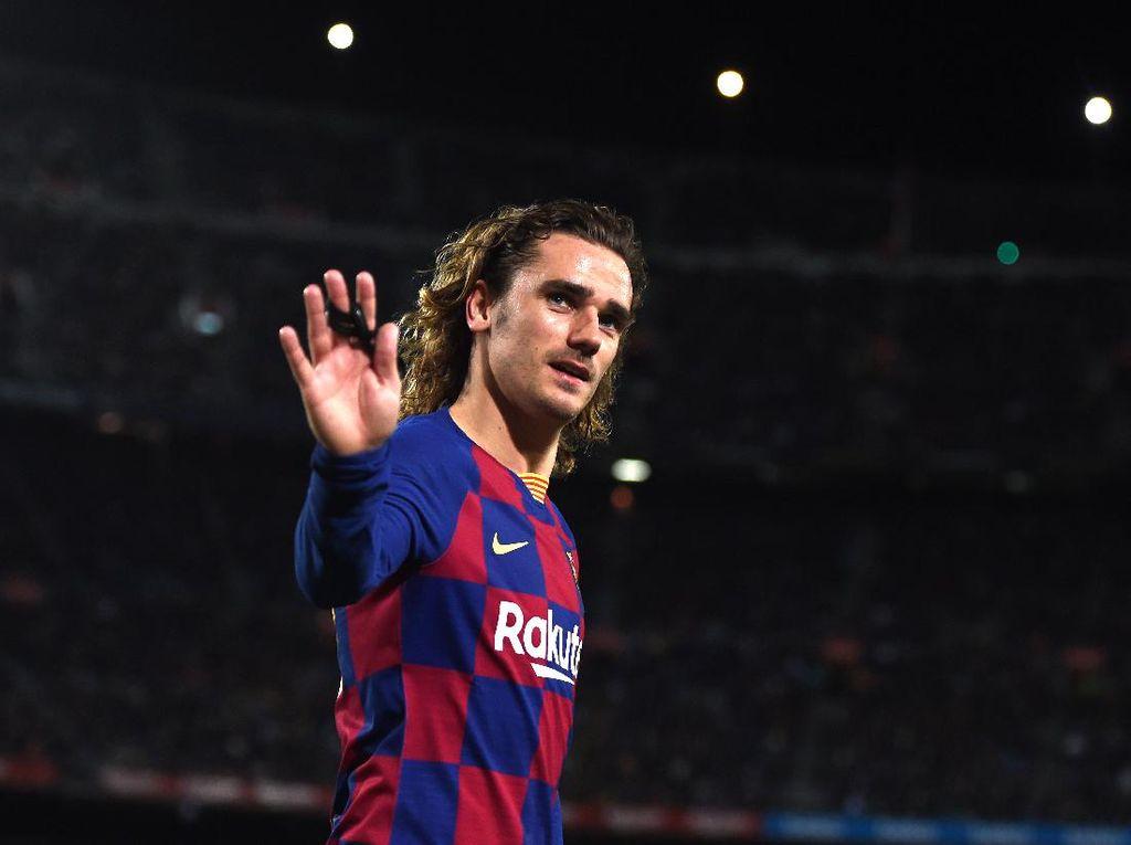 Barcelona Vs Atletico Madrid: Rp 4 Triliun di Bangku Cadangan