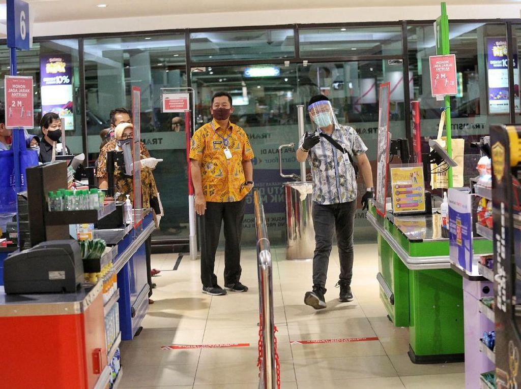Pantau Protokol Kesehatan di TSM Bandung, Gugus Tugas: Sudah Bagus