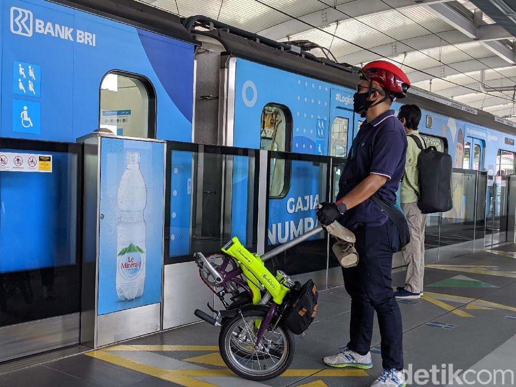 5 Fakta MRT Jakarta dari Tiket sampai Aplikasinya
