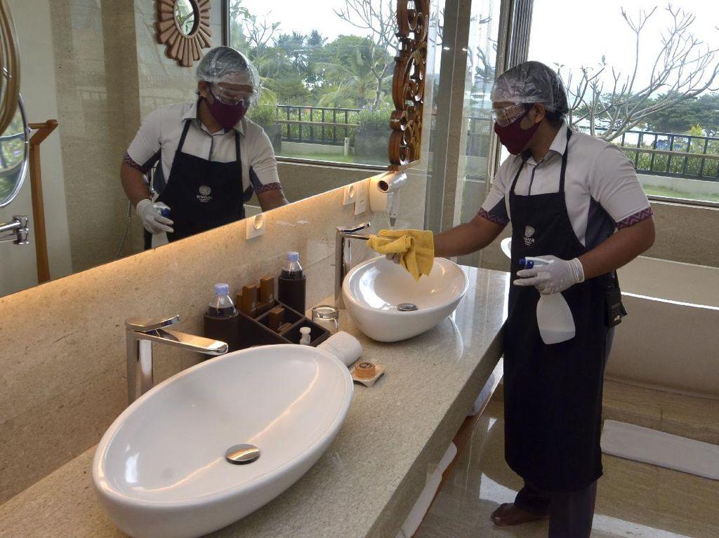 Jakarta PSBB Lagi, Karyawan Hotel Sedih dan Galau