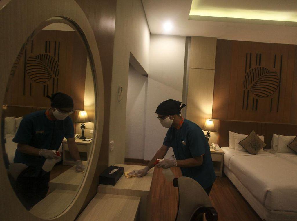 Hotel-Hotel di Jakarta Terapkan Aturan New Normal
