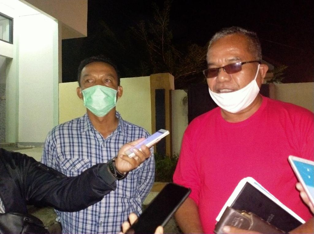 Kontak Langsung dengan Pasien Positif Corona, Bupati Dompu Jalani Rapid Test