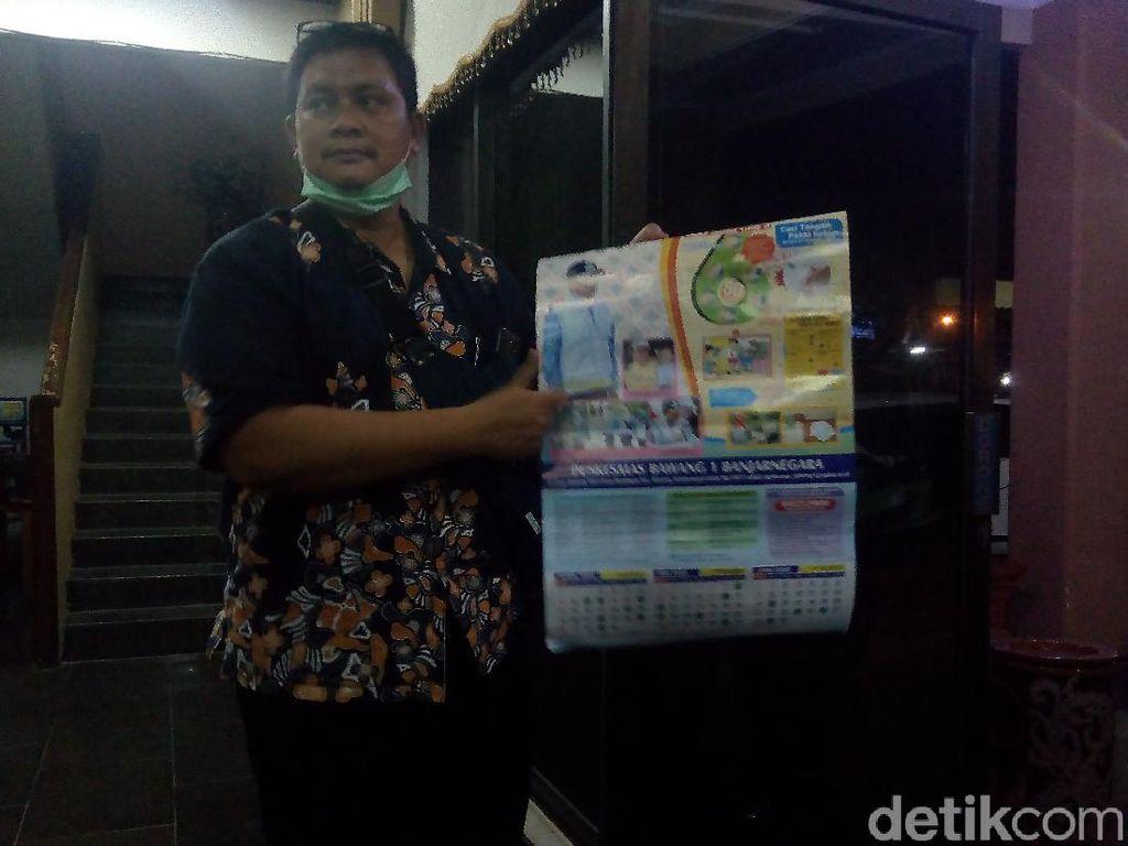 DPRD Banjarnegara Soroti Pengadaan Kalender Senilai Rp 2,1 Miliar