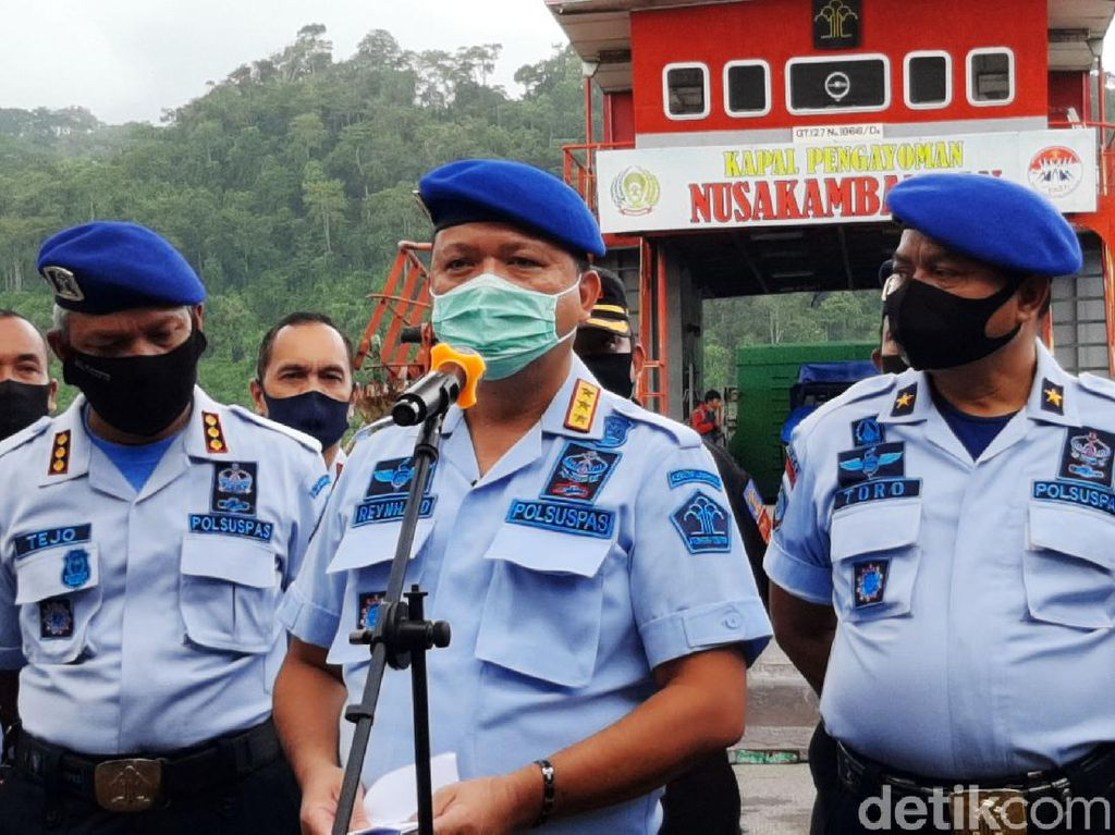 Dirjen Pas: 106 Tahanan Terpapar Corona di Lapas Sungguminasa Sulsel