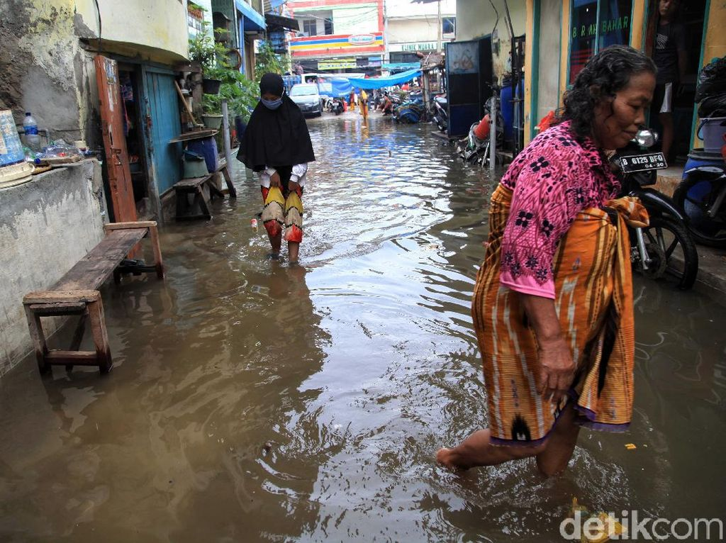 BPBD DKI: Sistem Peringatan Dini Banjir Masih Diverifikasi TGUPP