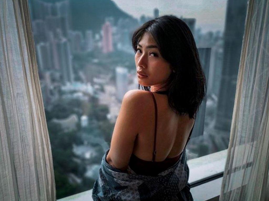 Perlihatkan Perut Hamil, Nabila Putri Ingatkan Setop Body Shaming