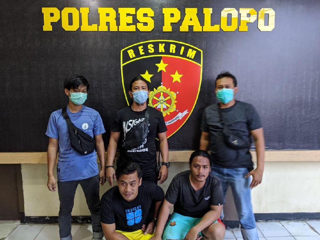 2 Mahasiswa Pengeroyok Sekuriti Kampus di Palopo Sulsel Ditangkap
