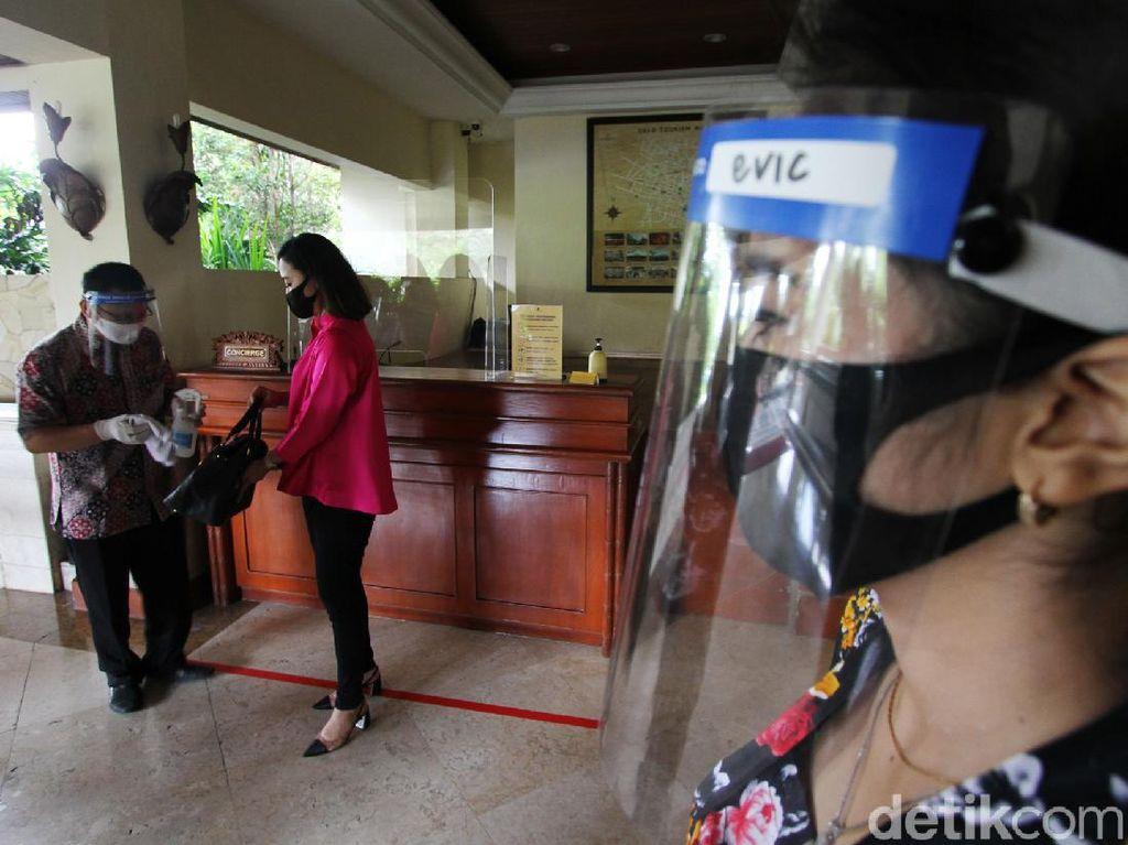 Kiat Hotel Bertahan di Masa Sulit