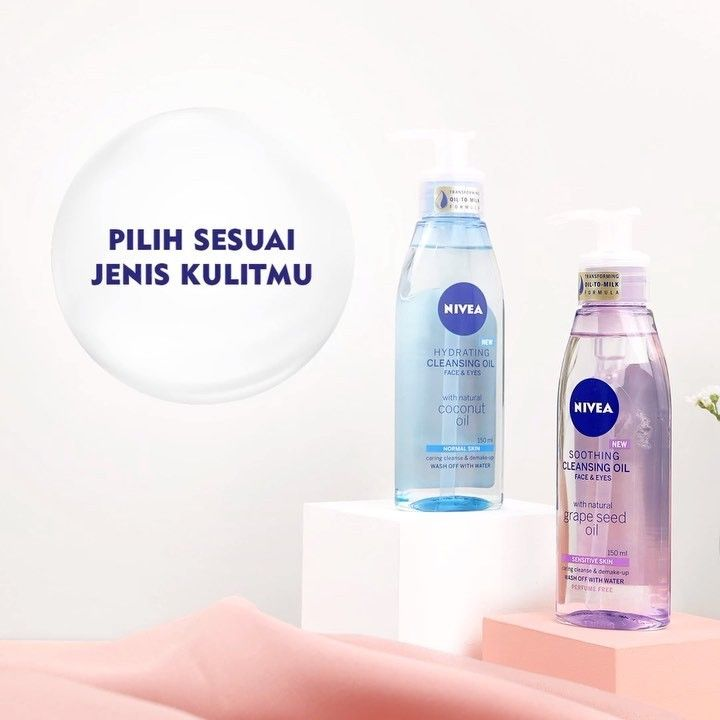 Rekomendasi Cleansing Oil