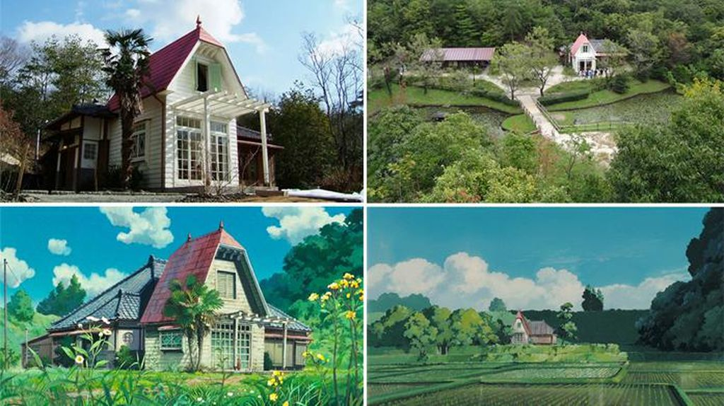 Intip Replika Rumah My Neighbor Totoro